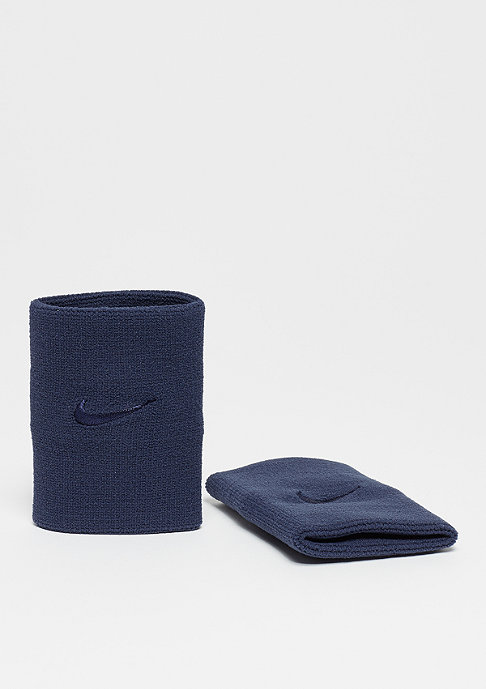 NIKE Wristbands NBA college navy/college navy