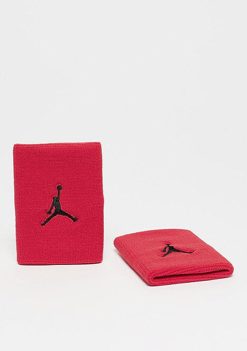 JORDAN Jumpman Wristband gym red/black