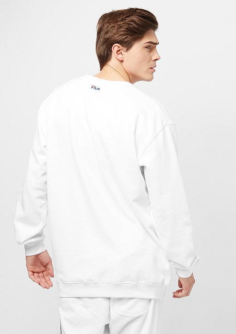 Fila Urban Line Sweat Classic Logo Bright White
