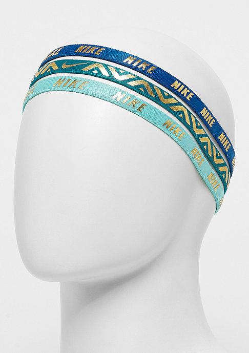 NIKE Metallic 3Pk blue jay/blustery/light aqua