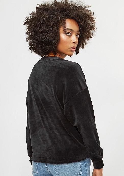 Urban Classics Oversized Velvet black