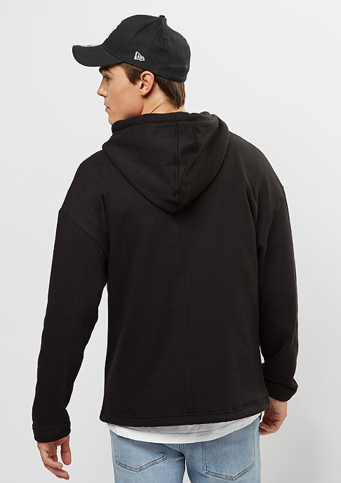 Urban Classics Long Sweat black