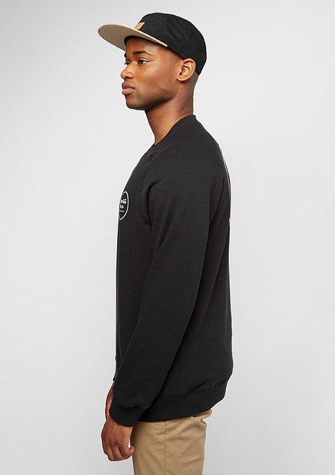 Brixton Wheeler Fleece black/white