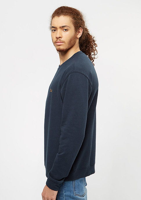 Brixton Potrero Fleece navy
