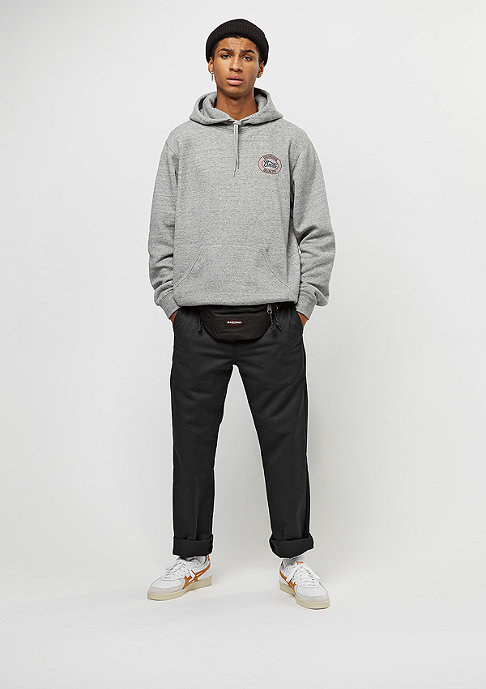 Brixton Merced Fleece heather grey