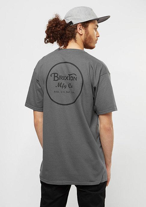 Brixton Wheeler II charcoal