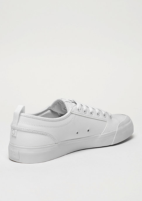 DC EVAN SMITH M SHOE WHT white