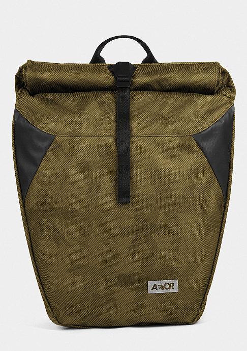 Aevor Rolltop Palmgreen green/black