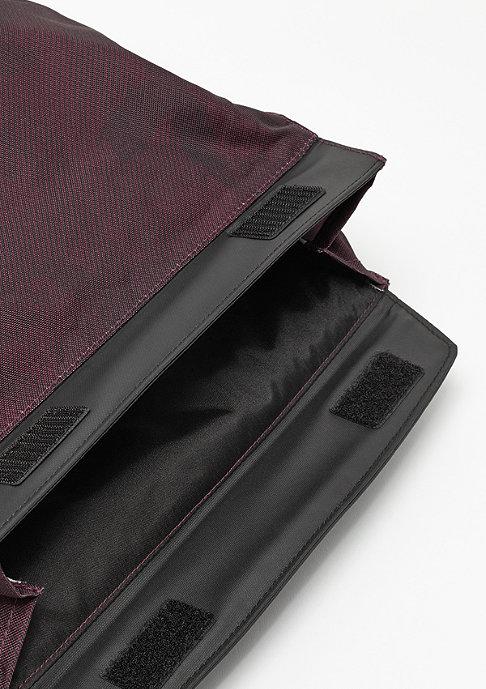 Aevor Rolltop Palmred red/black