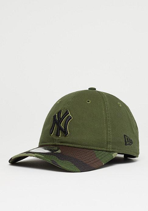 New Era 9Twenty Memorial Day MLB New York Yankees riflegreen