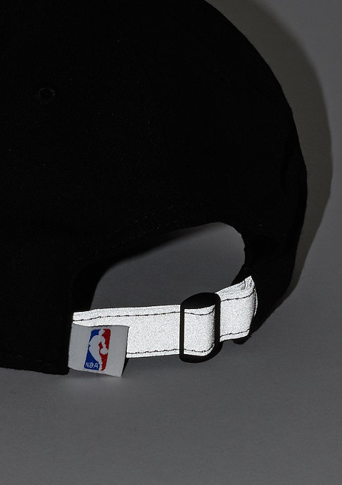 New Era 9Twenty On-Court NBA Chicago Bulls black