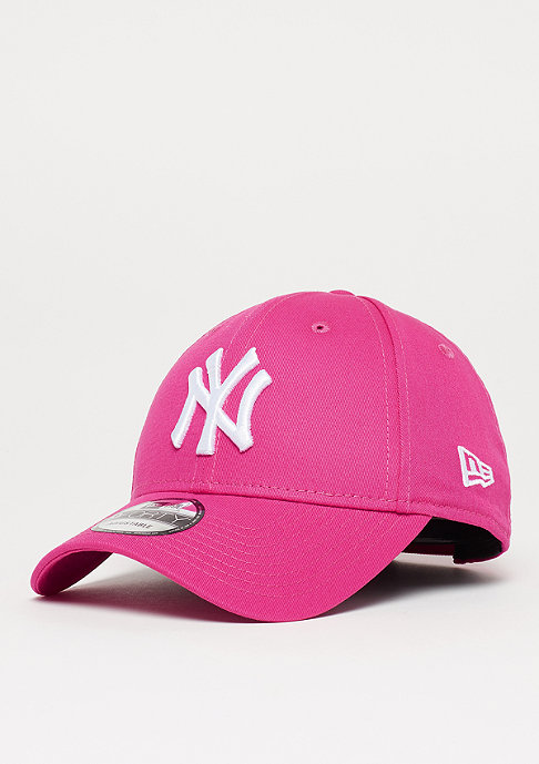 New Era 9Forty Summer Brights MLB New York Yankees beetroot purple