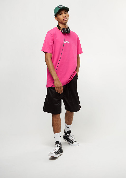 SNIPES Small Basic Logo rasberry sorbet