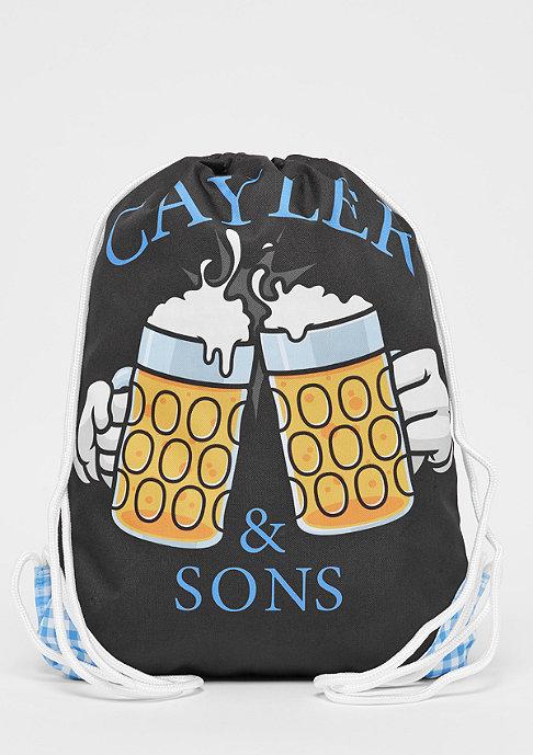 Cayler & Sons C&S WL Gymbag O'Dabd`Is black/mc