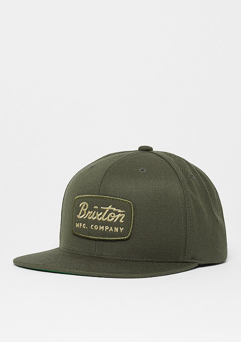 Brixton Jolt hunter green