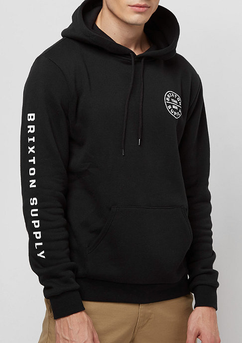 Brixton Oath SV Fleece black/white