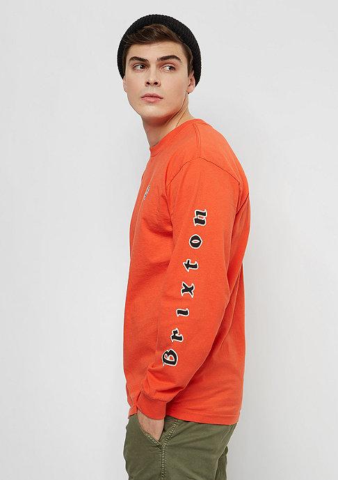Brixton Primo Prem orange/black