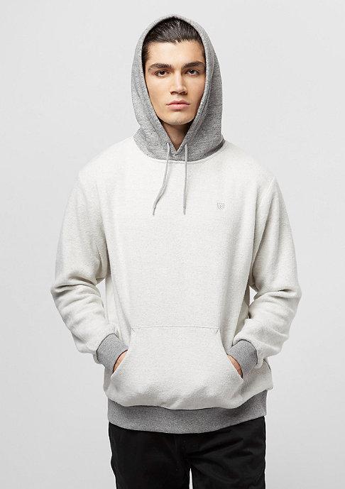 Brixton Reverse Fleece heather grey