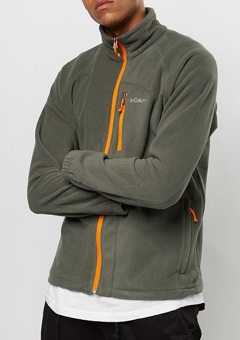 Columbia Sportswear Fast Trek II Fleece alpine tundra/solarize