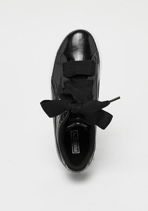 Puma Basket Heart Glam black-black