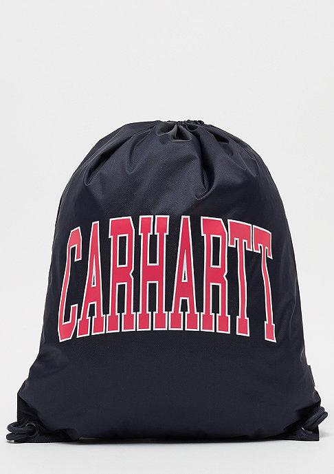 Carhartt WIP Division Script dark navy