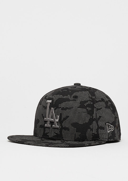 New Era 9Fifty Night Time Reflective MLB Los Angeles Dodgers