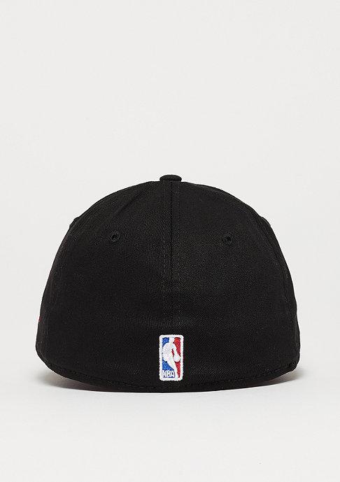 New Era 39Thirty Blackbase NBA Chicago Bulls black