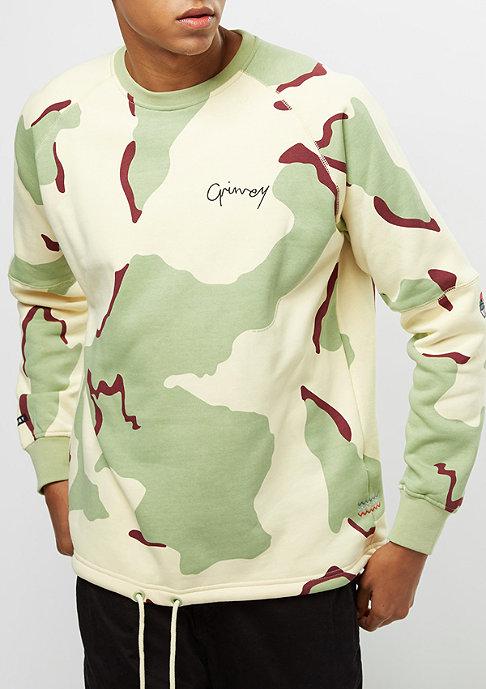 Grimey Natural Camo camo