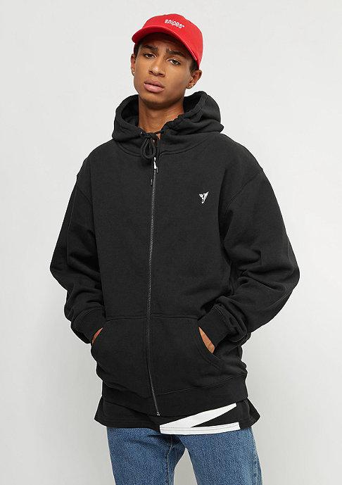 Grimey Heritage Zipper black