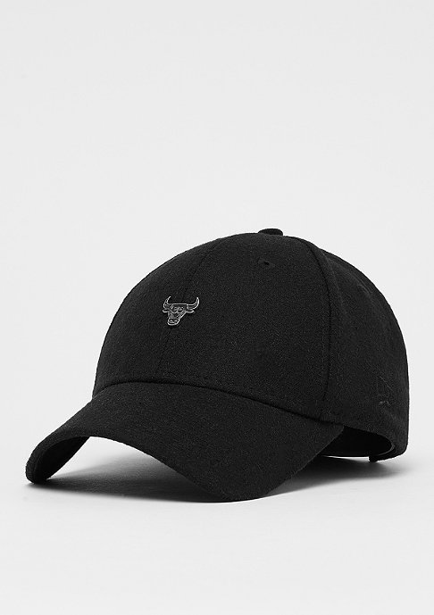 New Era 9Forty Pin NBA Chicago Bulls black