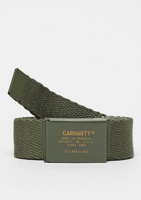 Carhartt WIP Military Printed rover green