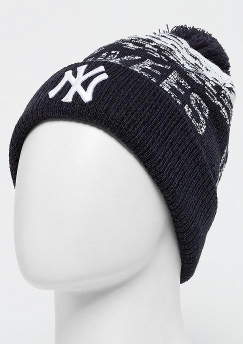 New Era Sport Knit MLB New York Yankees official