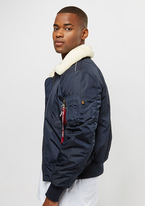 Alpha Industries Injector III repl- blue