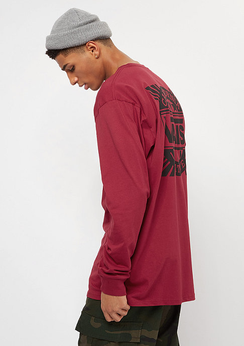 VANS Style 238 cardinal