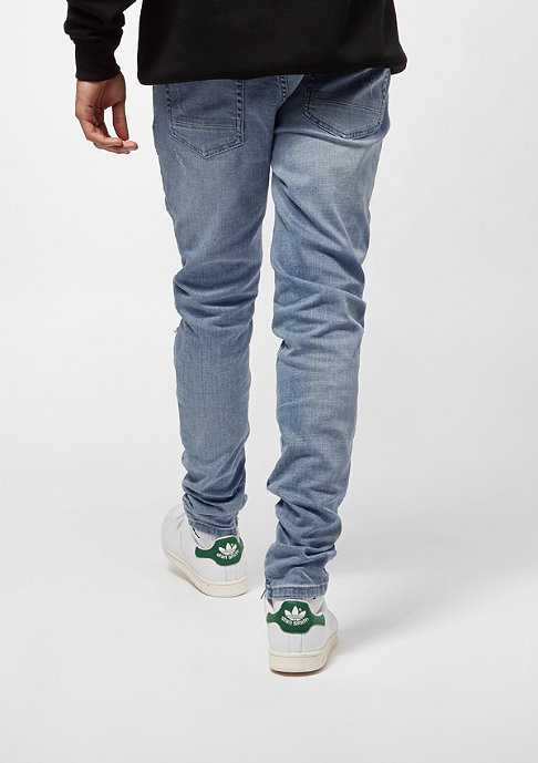 Cayler & Sons ALLDD In Bloom Ian Denim Pants light blue