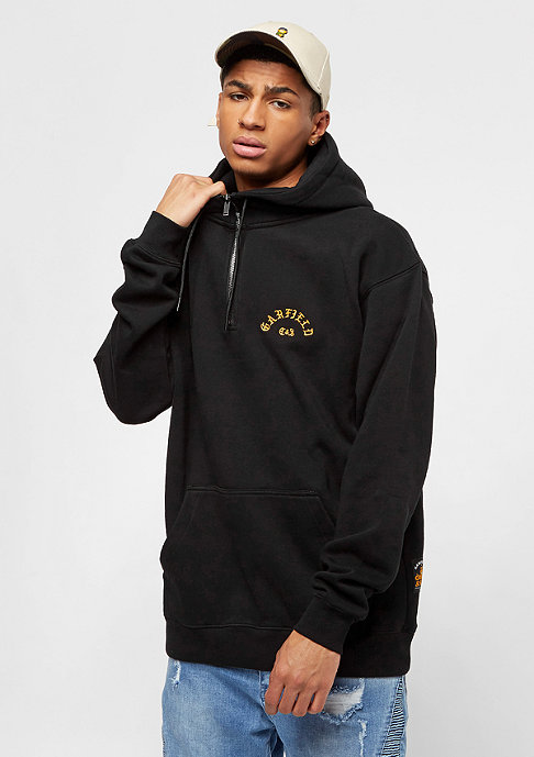 Cayler & Sons WL Merch Garfield Half Zip Box Hoody black/mc