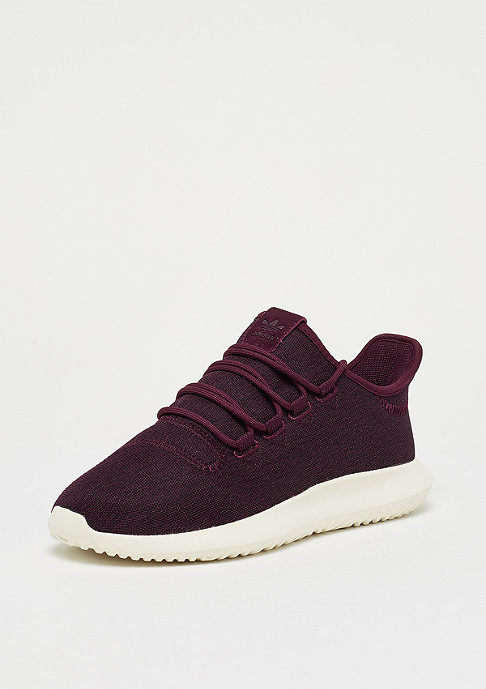 adidas Tubular Shadow maroon/maroon/off white