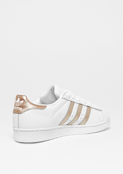 adidas Superstar white/cyber met/white