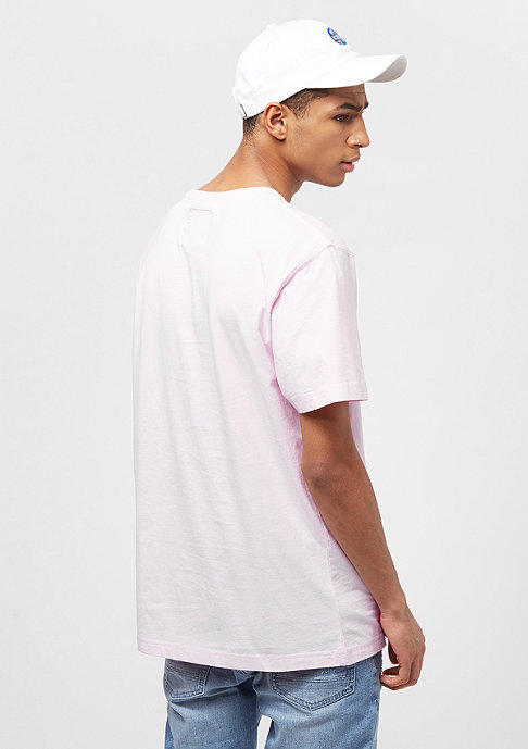 Cayler & Sons Tres Slick Tee pale pink/white
