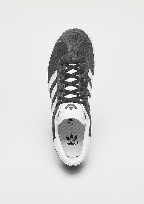 adidas Gazelle solid grey/white/gold metalllic