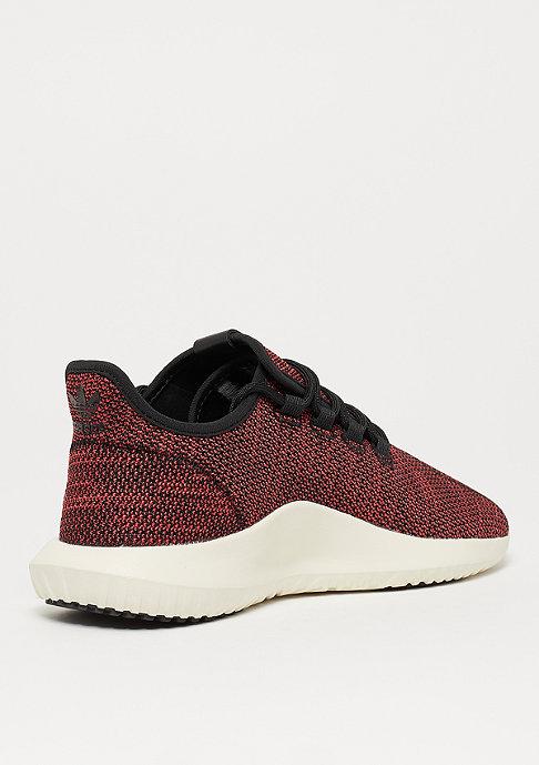 adidas Tubular Shadow core black/trace scarlet/chalk white