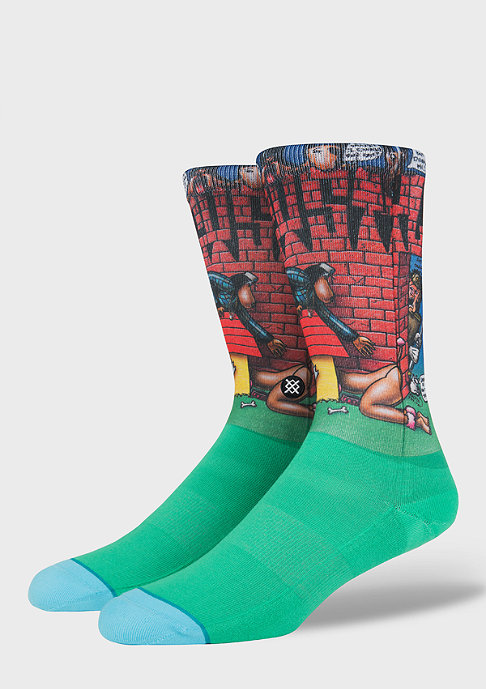 Stance Anthem Doggy Style green