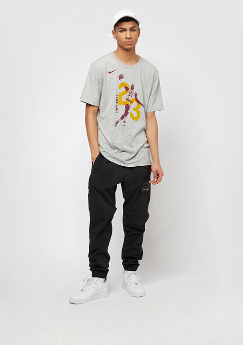 NIKE NBA Cleveland Cavaliers EXP Player dk grey heather