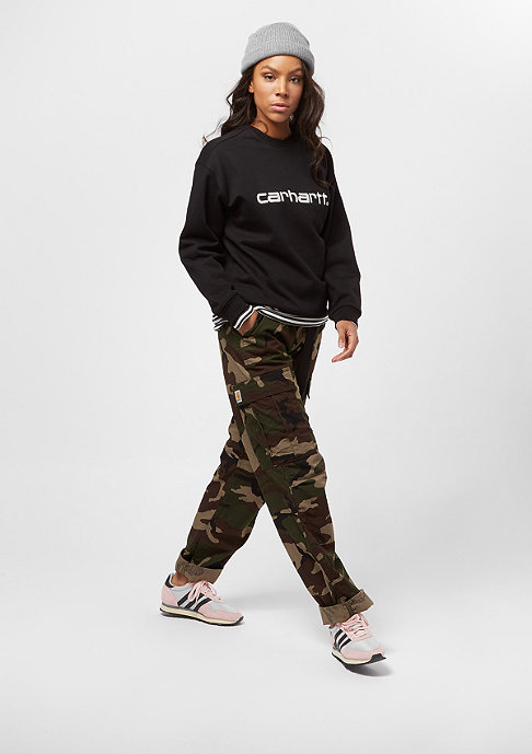 Carhartt WIP Sweatshirt black/wax