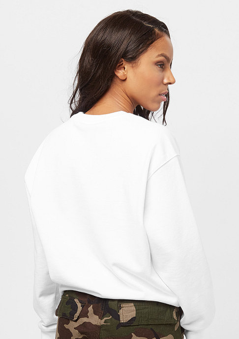 Carhartt WIP Sweatshirt white/black
