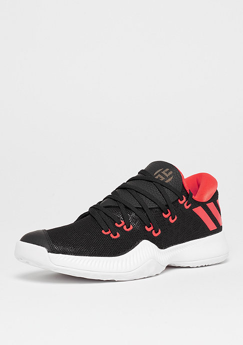 adidas Performance Harden core black/white/hi-res red