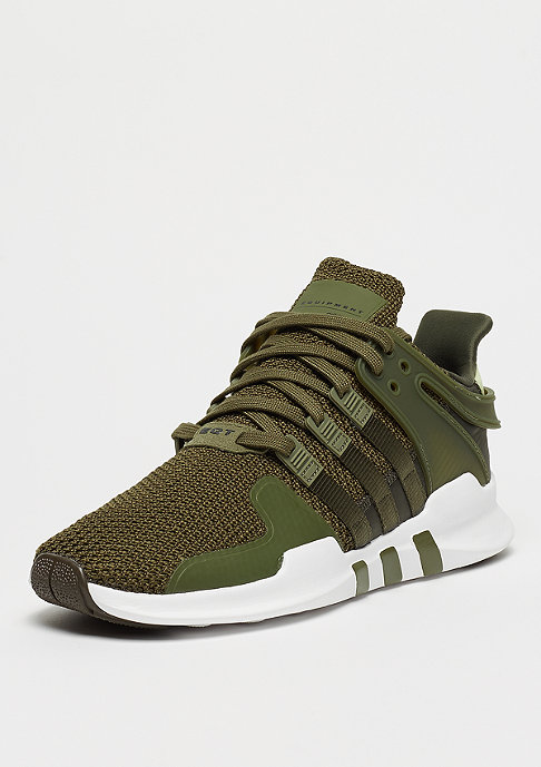 adidas EQT Support ADV olive cargo/night cargo/white