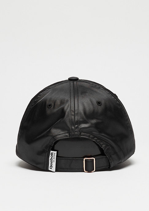 Reebok CL Satin black