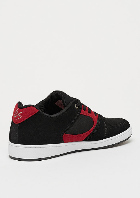 éS Accel Slim black/red/white