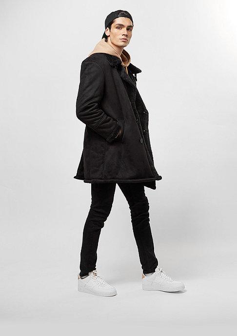 Sixth June Classic Oversize Shearling black